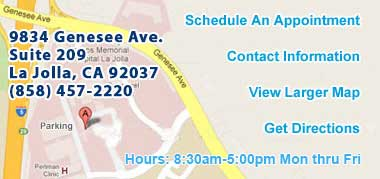 Find Eye Center of La Jolla, Get Directions, Contact Us, Schedule an 